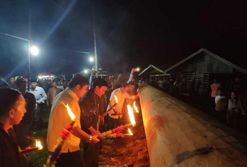 Sukarmis Galang Dana, Terkumpul Rp80 Juta untuk Jalur Pulau Komang