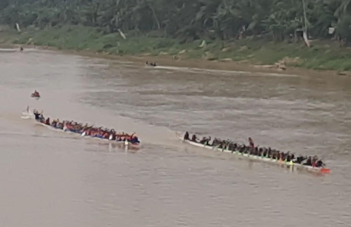 """Pacu di Redang Inhu, Jalan Kanan Jadi """"Neraka"""" bagi Jalur Unggulan"""