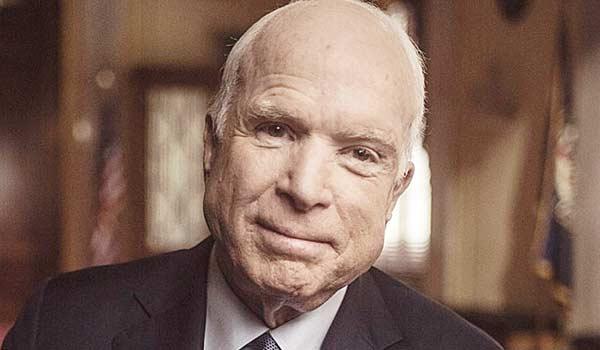 Jenazah John McCain  Disemayamkan di Washington