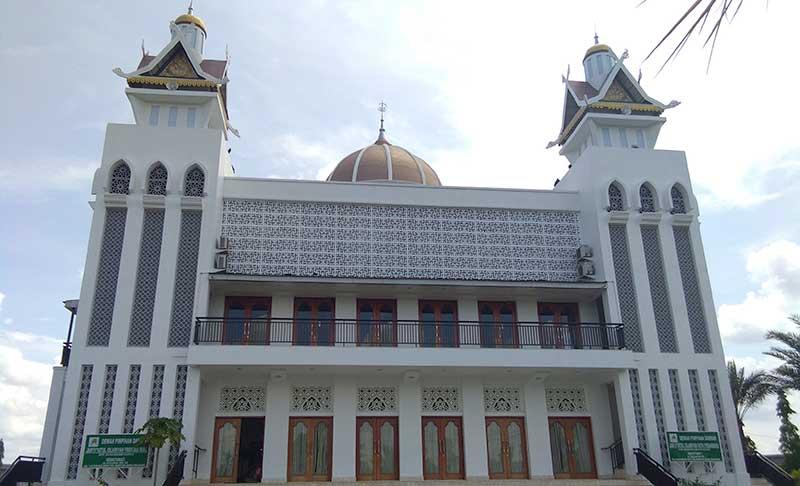 Megah dengan Arsitektur Melayu