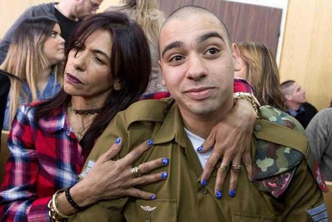 Pembunuh Berdarah Dingin Israel Dihukum Ringan
