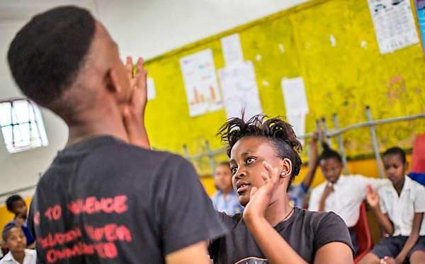 110 Pemerkosaan Terjadi di Afrika Selatan Setiap Hari