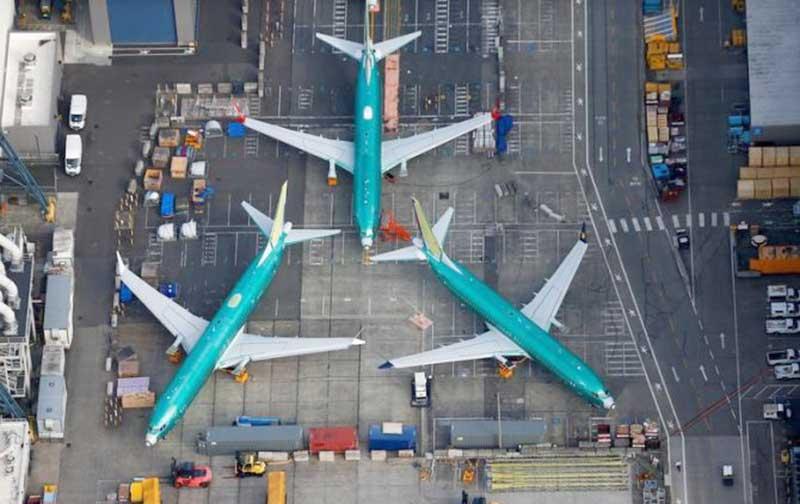 Boeing Panggil Seluruh Maskapai untuk Jelaskan soal Perangkat Lunak