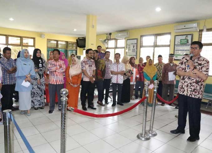 RSUD Arifin Achmad Menuju Sinergi Pelayanan