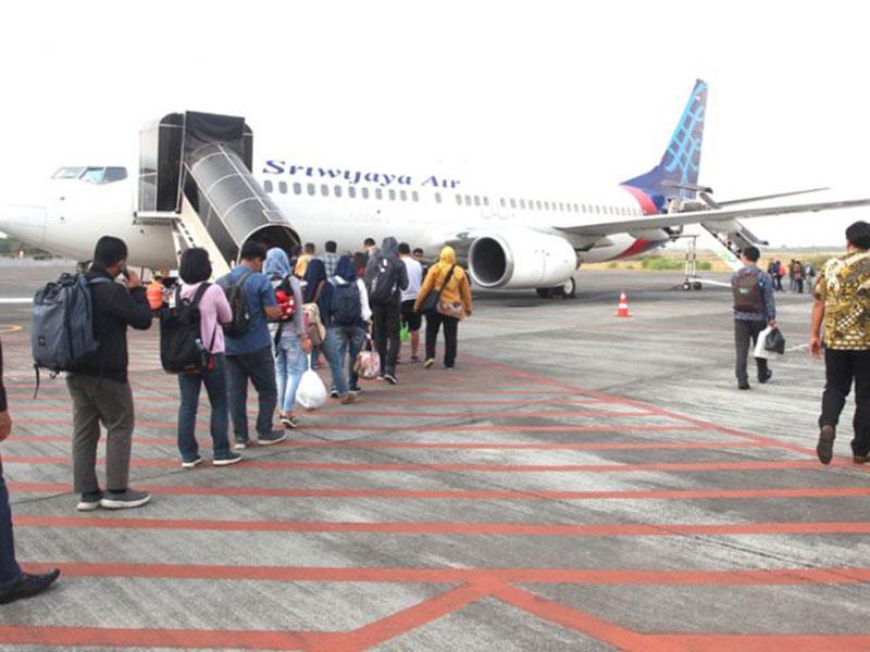 Banyak Pembatalan Penerbangan, Dirut Sriwijaya Minta Maaf