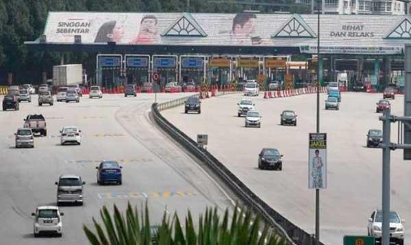 Ambil Alih 4 Ruas Jalan Tol, Pemerintah Malaysia Siap Gratiskan
