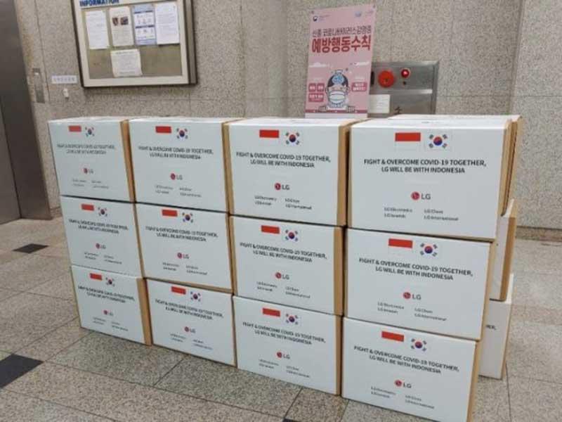 Puluhan Ribu PCR Diagnostic Test Korona dari Korsel Segera Tiba