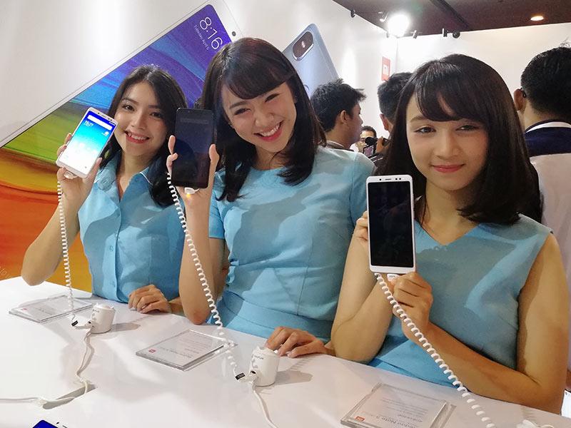 Pasar Smartphone Indonesia Merosot Tajam