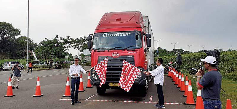 Tanpa Model Baru, UD Trucks Tetap Ikut GIIAS 2020