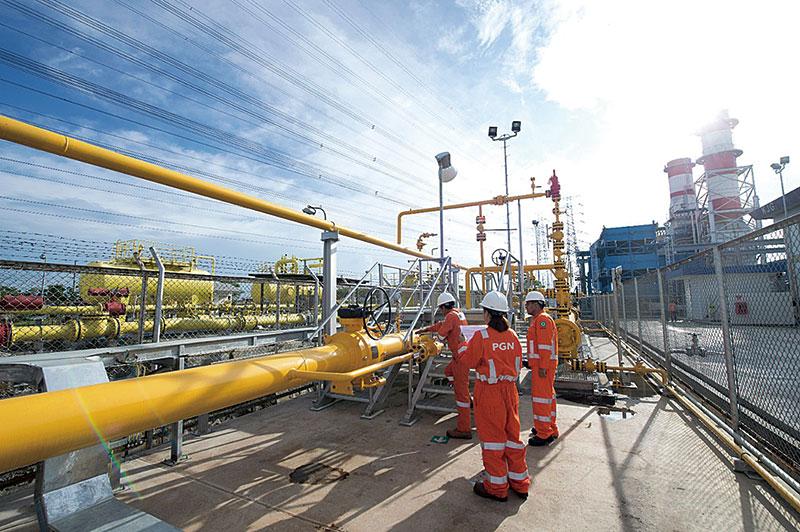 PGN Komitmen Laksanakan Penugasan Pasokan Gas untuk Pembangkit Listrik