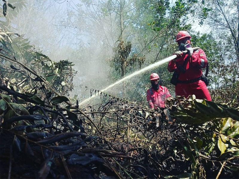 Manggala Agni Fokus Antisipasi Bencana Ganda