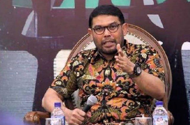 Nasir Djamil: Saya Tidak Pernah Usulkan Pembebasan Napi Koruptor