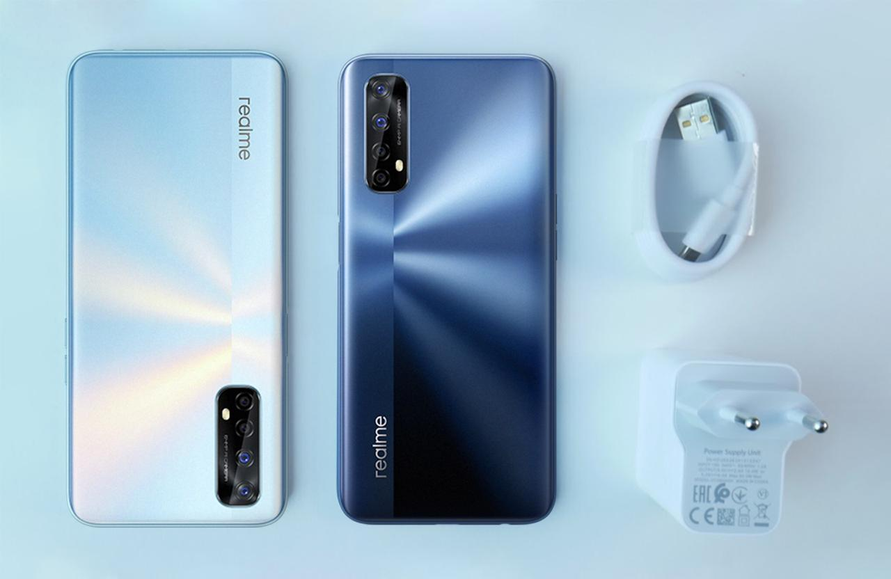 Unboxing realme 7 64MP Power Master