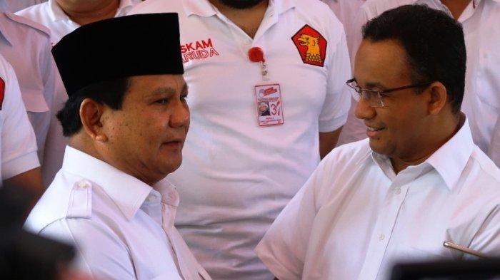 Ketua DPP Gerindra Berharap Prabowo Duet dengan Anies Jadi Capres-Cawapres 2024