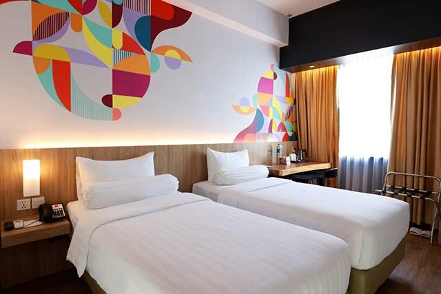 The Zuri Hotel Tawarkan Promo Kamar
