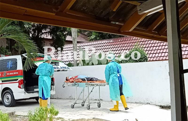 Dirut RSUD Pastikan Pasien Suspect Corona Warga Riau