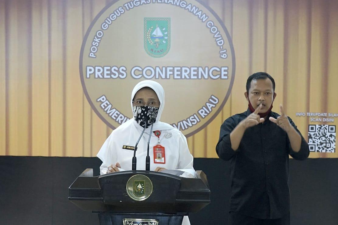 Klaster BRI Muncul Lagi, Sebaran Terbanyak dari Tambahan 24 Positif di Pekanbaru dan Inhil