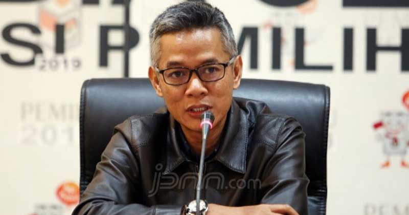 Keppres Pergantian Wahyu Setiawan Tunggu DKPP