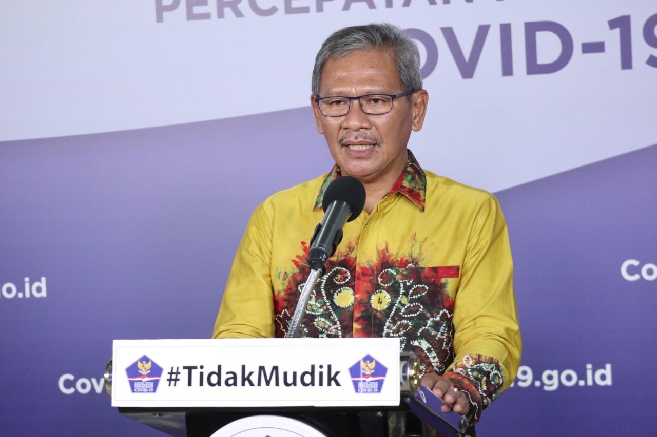 Alhamdulillah, Hari Raya Kedua Riau Nihil Kasus Positif Corona