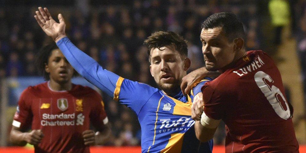 Ditahan Klub Antah-berantah, Liverpool Harus Lakukan Pertandingan Ulang