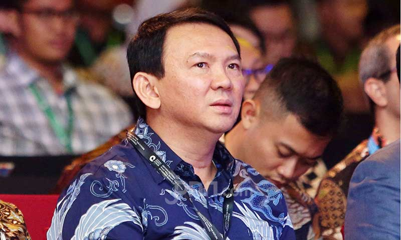 Ahok Rapat di Istana, Mengaku Duduk di Depan Presiden dan Wapres