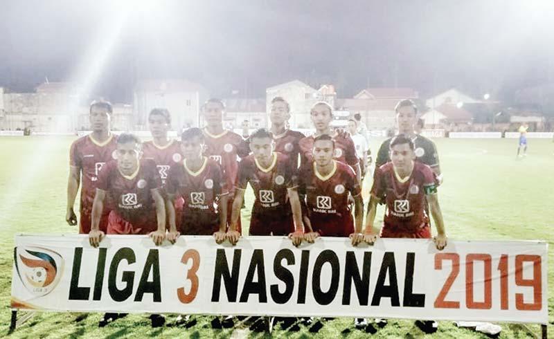 Jaga Asa Naik Kasta ke Liga 2