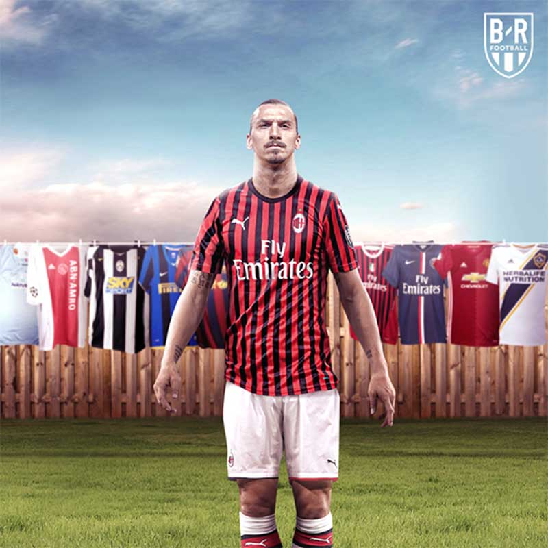 Zlatan Ibrahimovic ke AC Milan?