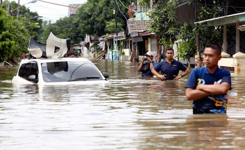 BNPB: 30 Orang Meninggal Akibat Banjir