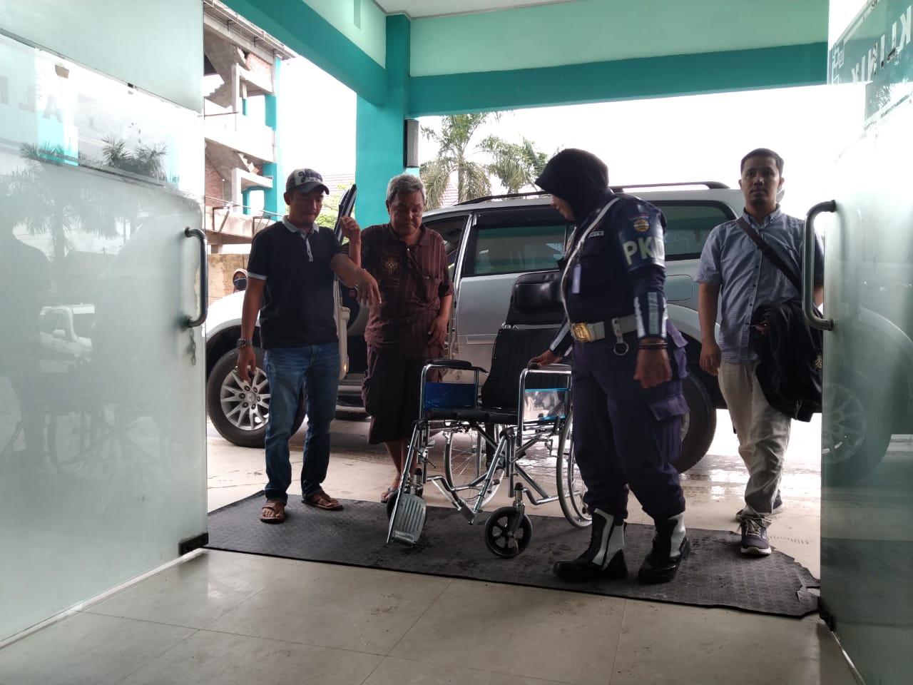 Poliklinik RSUD Tutup, Pasien Telantar