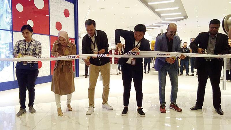 Max Fashions Resmikan Store di Pekanbaru