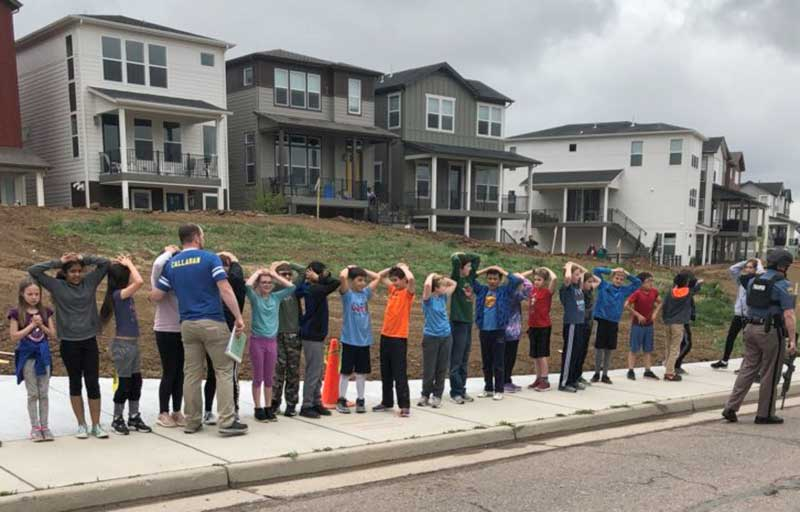 Penembakan di Sekolah Kembali Terjadi