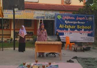 Al-Izhar School Gelar Buka Puasa Bersama