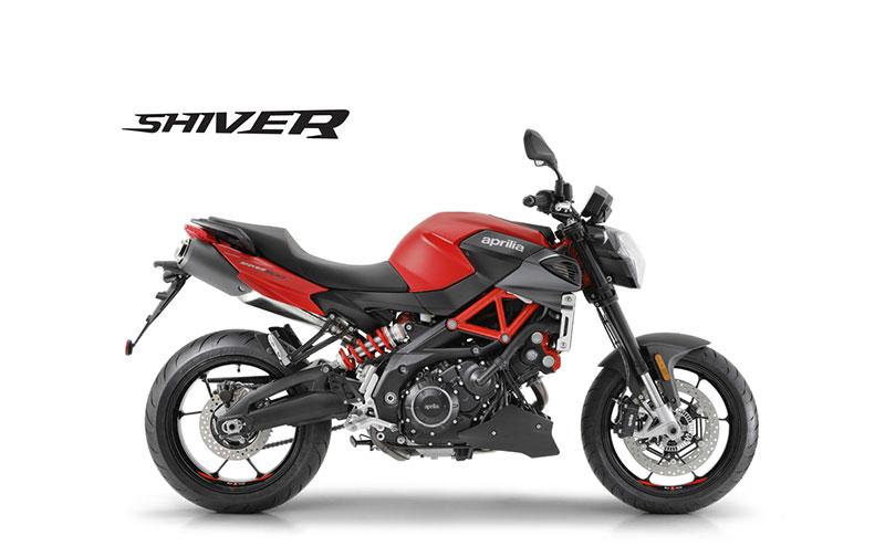 Aprilia Shiver 900 Dijual Rp560.000.000