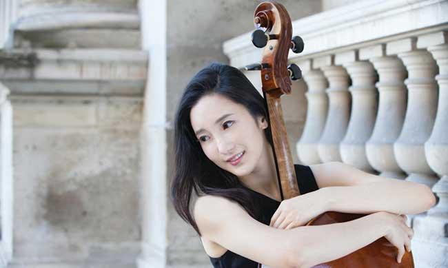 Belajar Cello dari Master Asal Korsel