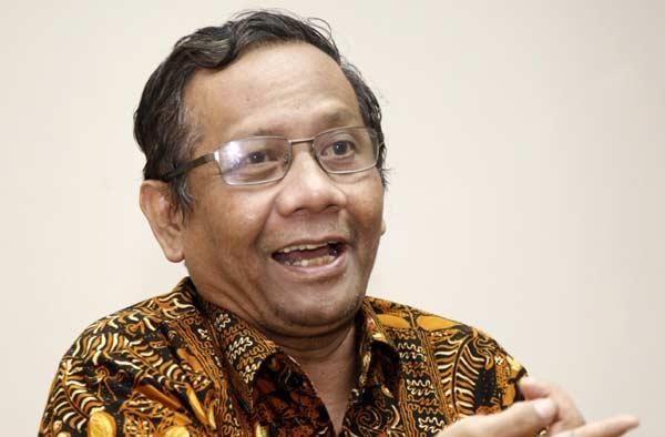Selangkah Lagi, Mahfud MD  Jadi Cawapres Jokowi