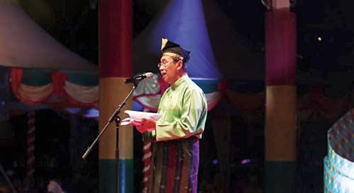 Festival Siak Bermadah 2018  Berlangsung Meriah