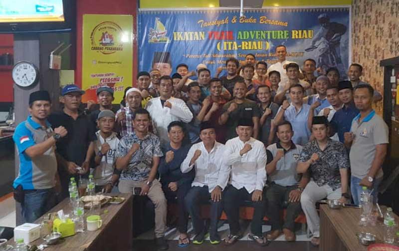 Tausiah dan Buka Bersama ITA Riau