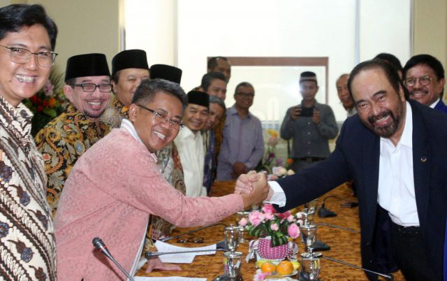 Sohibul Iman Yakin Partai Gelora Tak Akan Goyang PKS