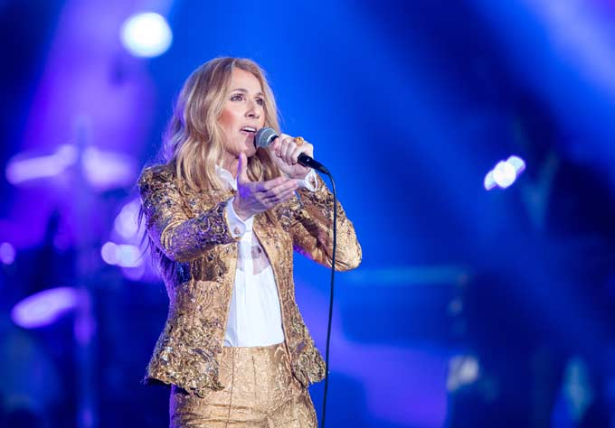 Celine Dion Sukses Menyihir Pencinta di Tanah Air