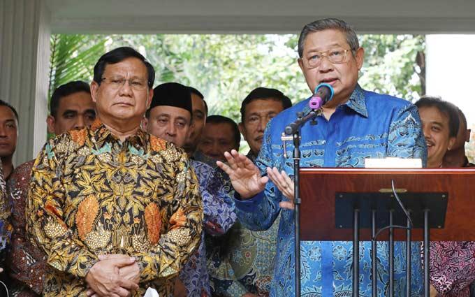 Partai Demokrat Berharap PKS Tak Memaksa Prabowo Subianto