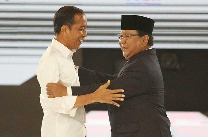 Biaya Kampanye Jokowi Rp600 M, Prabowo Masih Menghitung