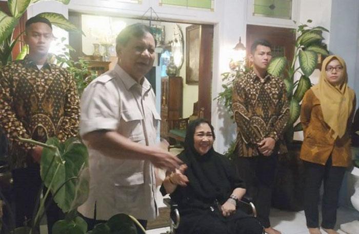 Rachmawati Sediakan Masakan Spesial untuk Prabowo Subianto