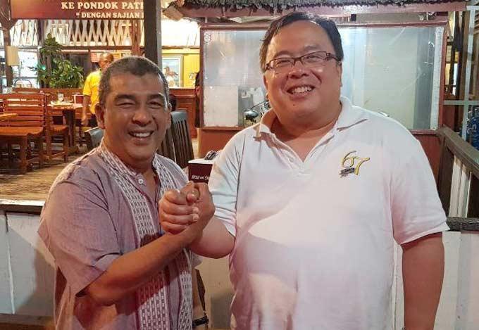 Menyebar APBD Riau Bangun Seluruh Kabupaten/Kota