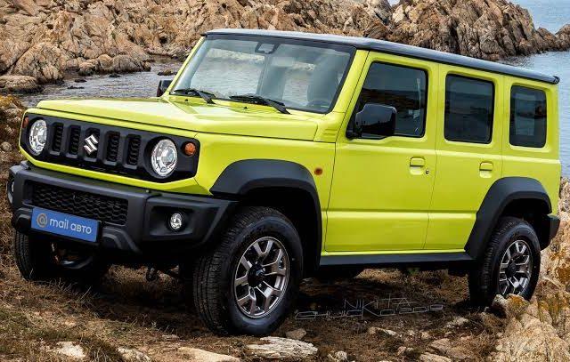 Suzuki Siap Luncurkan Jimny 5 Pintu