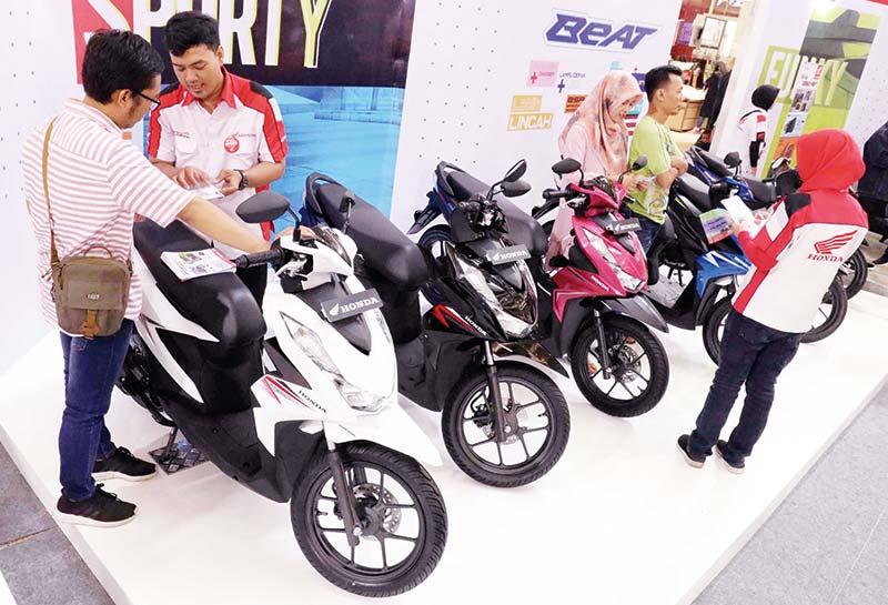 All New Honda Beat Tingkatkan Penjualan Skutik Entry Level