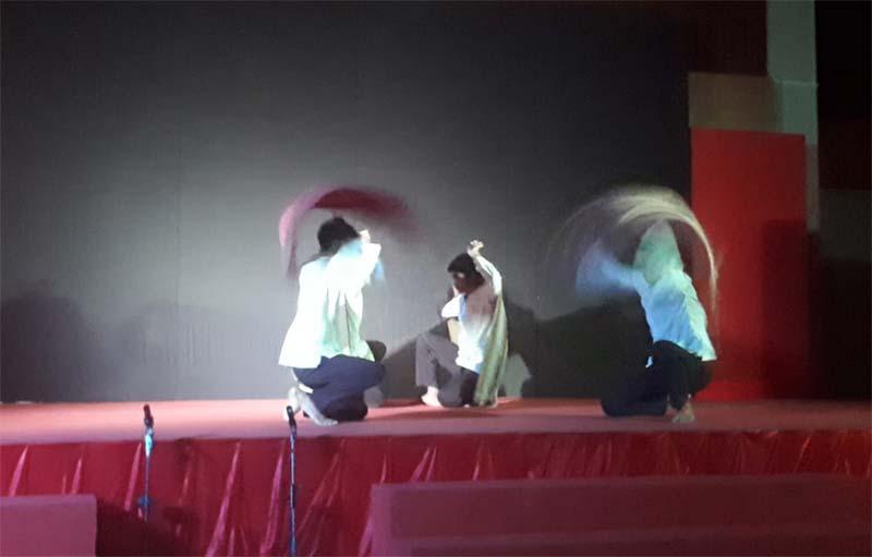 Sanjayo Art Pertunjukan Pembuka Festival Teater Islam Dunia