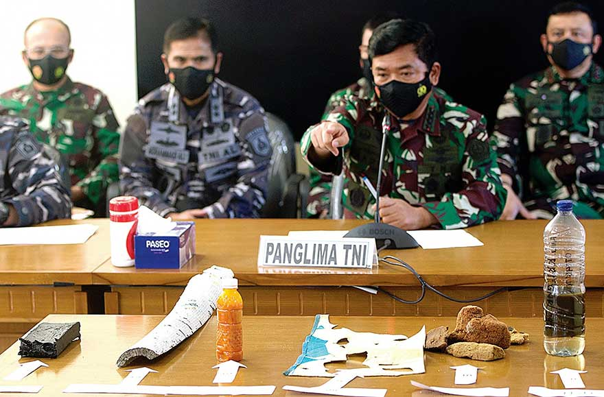 Nasib Awak KRI Nanggala-402 Belum Diketahui, TNI Siapkan Evakuasi Medis