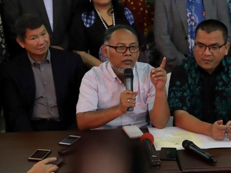 BW Pertanyakan Mengapa KPK Tolak Tangani Jiwasraya