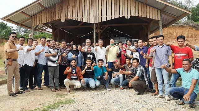 Ketua DPRD Tampung Keluhan Pemuda