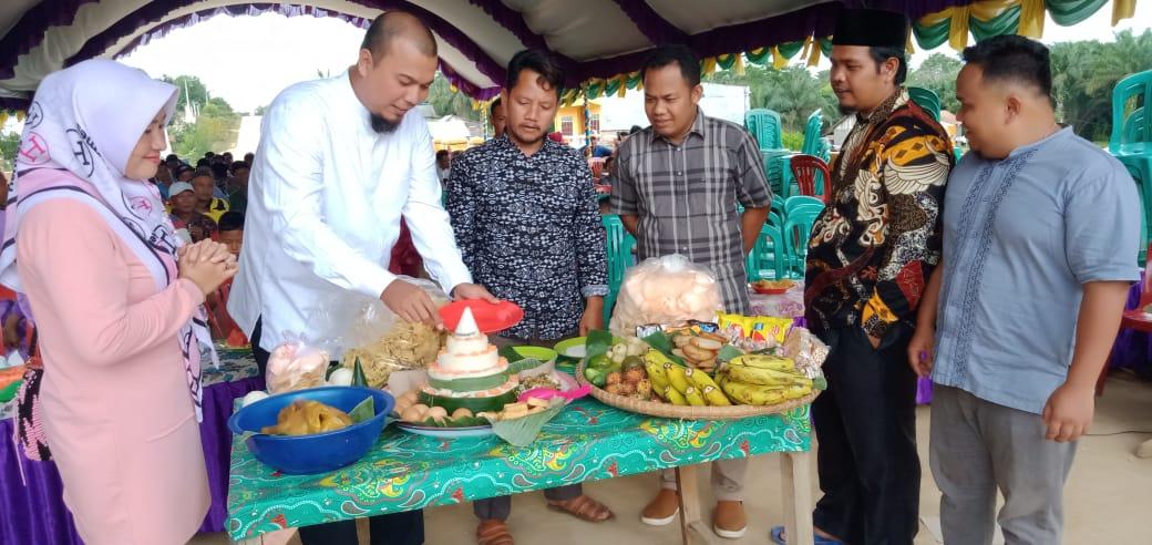 Tujuh Tahun Menanti, Jembatan Desa Talang Mulya Selesai Dibangun
